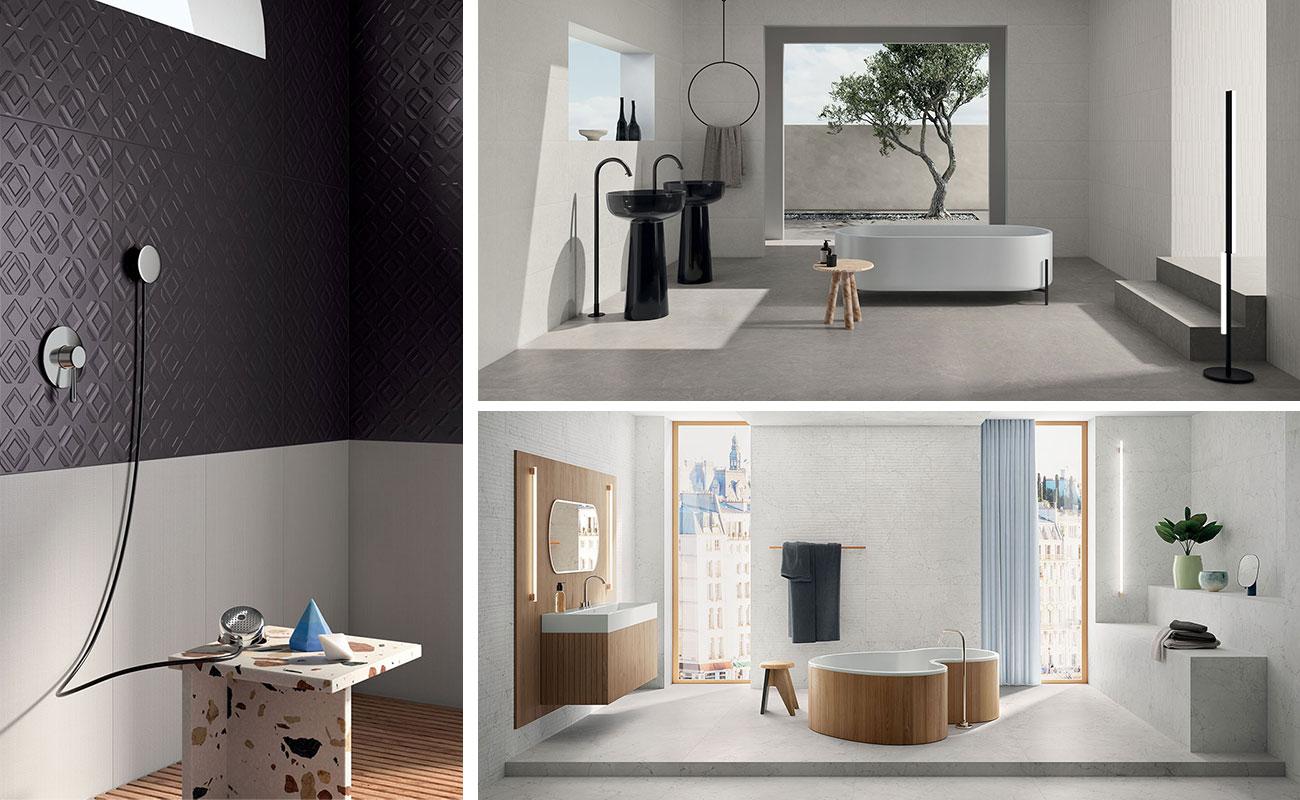 Bathroom Tile Ideas Wall Floor Bath Designs Marca Corona