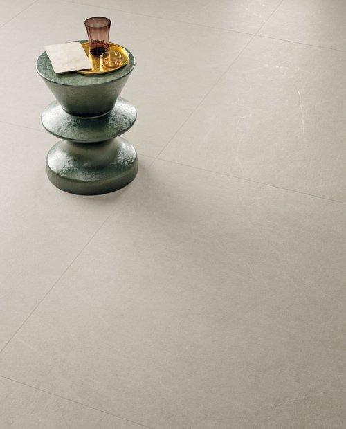 Marca Corona tiles in white body and porcelain stoneware | Marca Corona