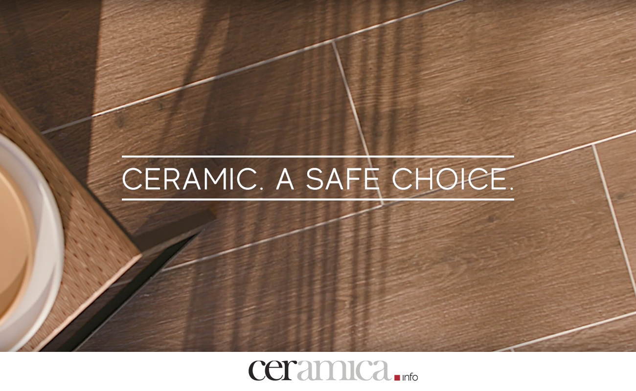 Ceramics: a safe, stylish, lasting choice