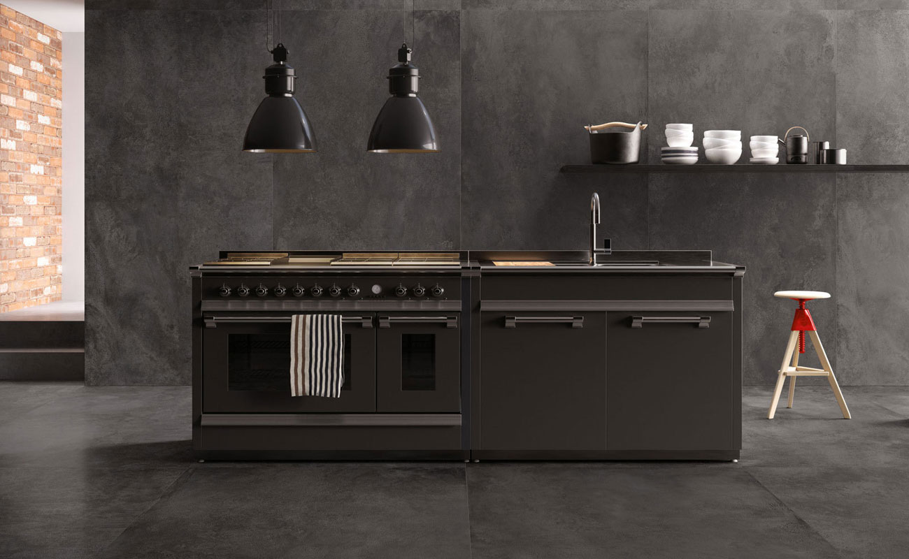 Kitchen design: l'open kitchen di Marca Corona
