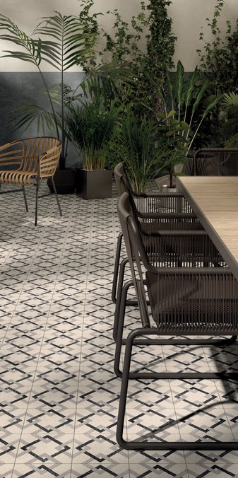 OUTDOOR Forme | Marca Corona ceramic tiles