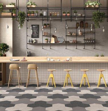 Piastrelle Cucina, Living e Camera da letto   Marca Corona
