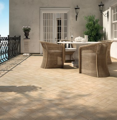 OUTDOOR Garden | Marca Corona ceramic tiles