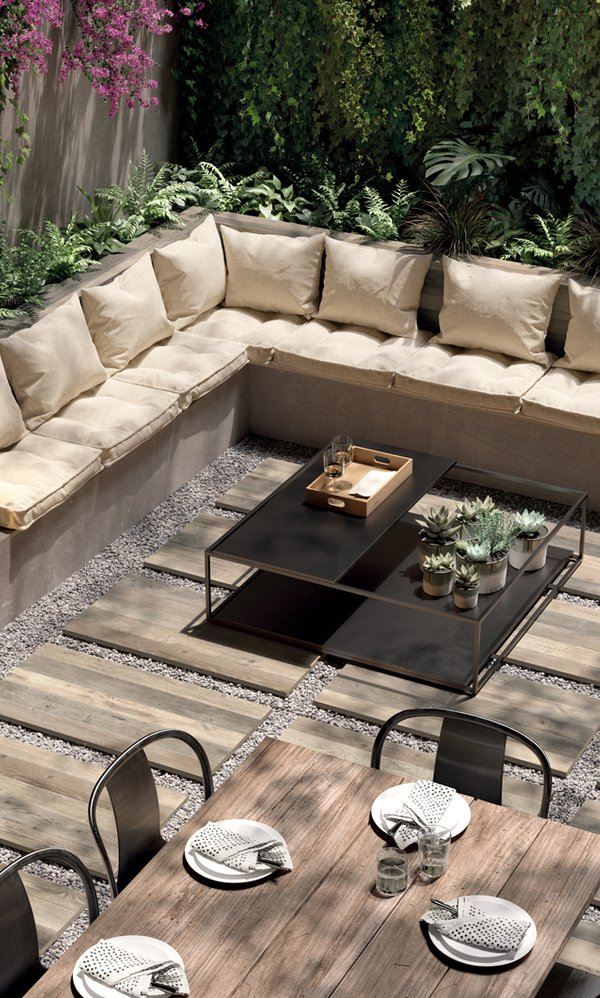 OUTDOOR Universe | Marca Corona ceramic tiles