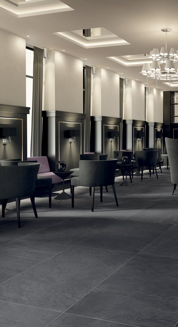 Black Matrix | Marca Corona ceramic tiles