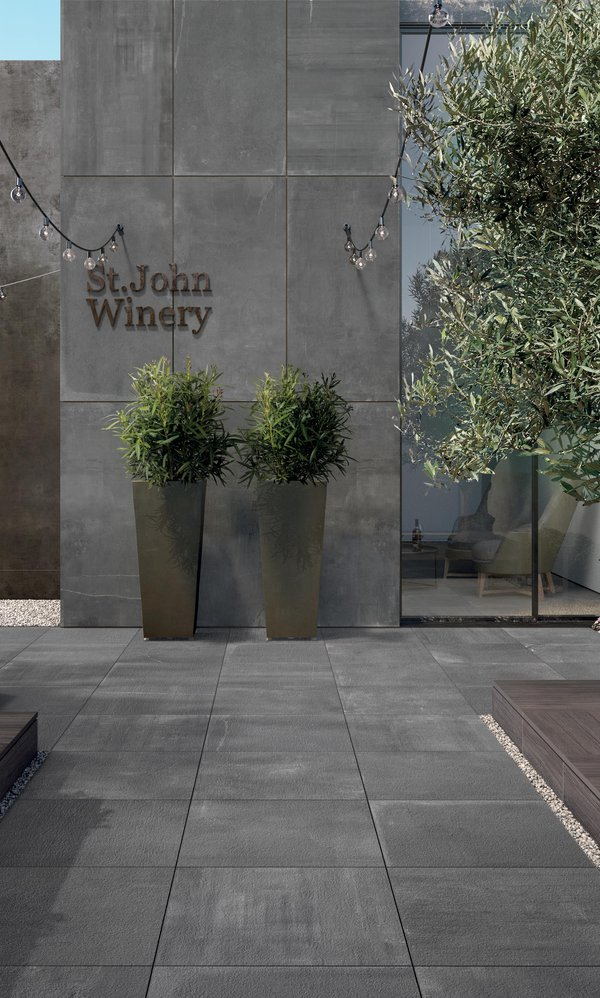 OUTDOOR StoneOne | Marca Corona ceramic tiles