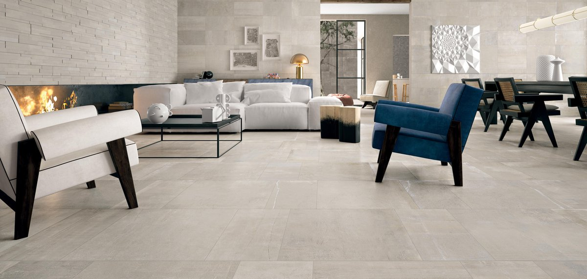 GREY TILES StoneOne | Marca Corona ceramic tiles