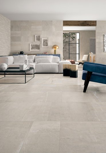 Kitchen, living room and bedroom tiles StoneOne | Marca Corona ceramic tiles