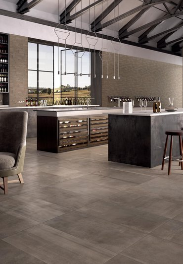 BROWN TILES StoneOne | Marca Corona ceramic tiles