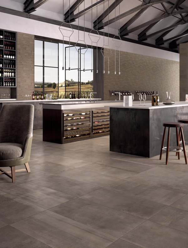 Brown StoneOne | Marca Corona ceramic tiles