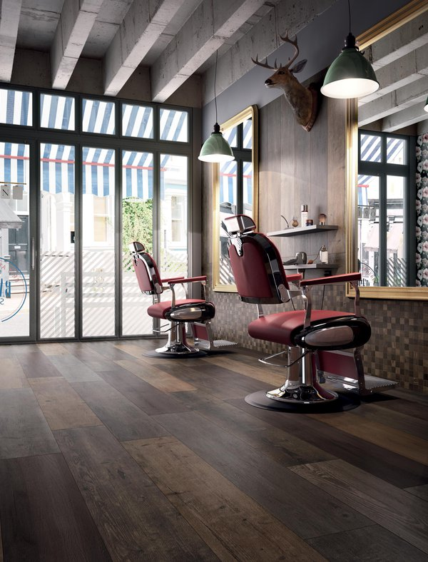 Brown Restyle | Marca Corona ceramic tiles