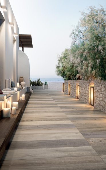 OUTDOOR Restyle | Marca Corona ceramic tiles