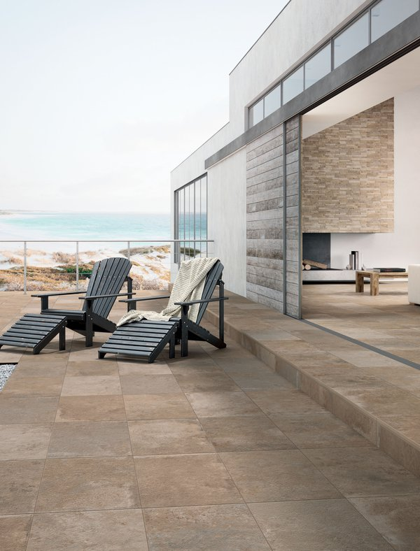 OUTDOOR Springstone | Marca Corona ceramic tiles