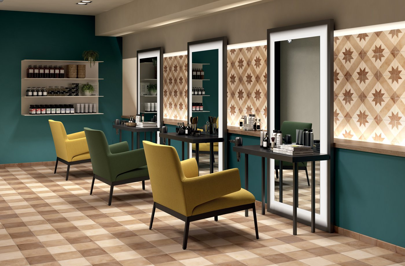 terra marca corona. Black Bedroom Furniture Sets. Home Design Ideas