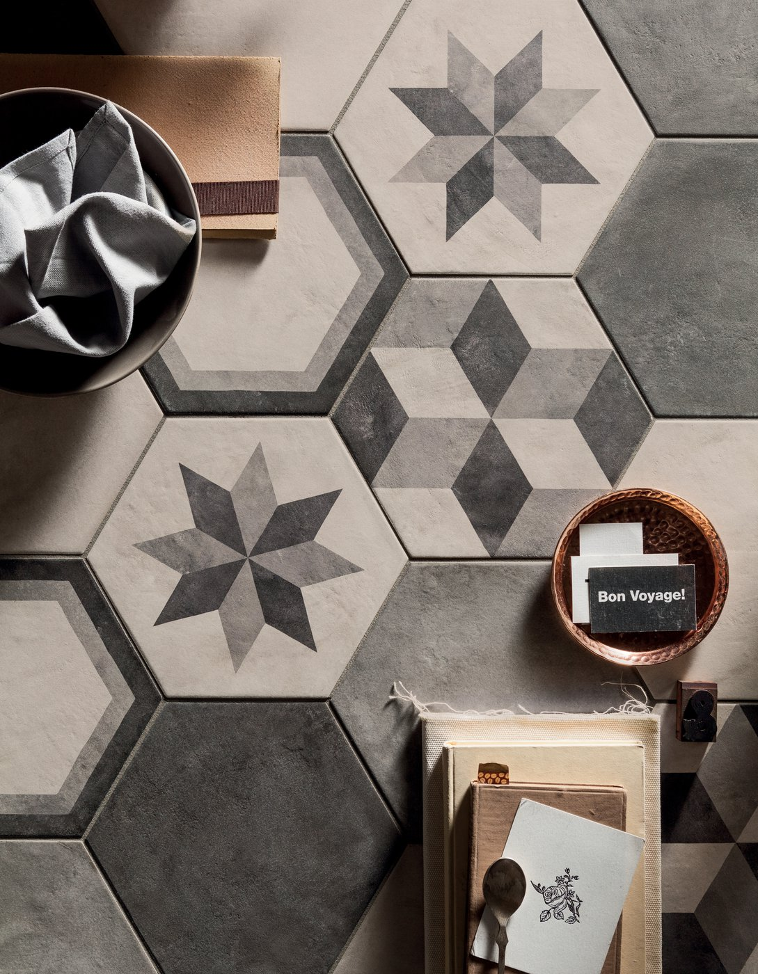 Cotto-effect contemporary ceramic tiles Terra | Marca Corona