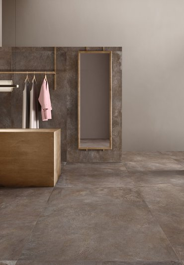 Brown Type | Marca Corona ceramic tiles