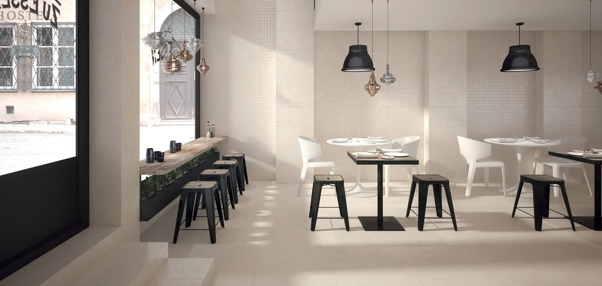 CONCRETE Work | Marca Corona ceramic tiles