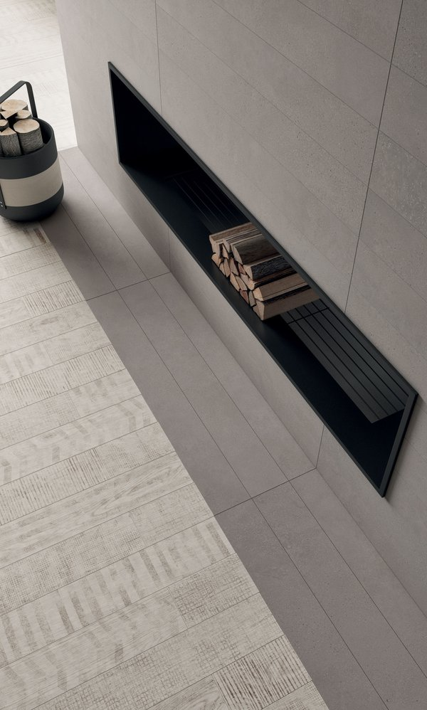 GREY TILES Lagom | Marca Corona ceramic tiles