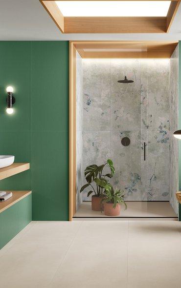 Bathroom Floor Tiles And Wall Marca Corona
