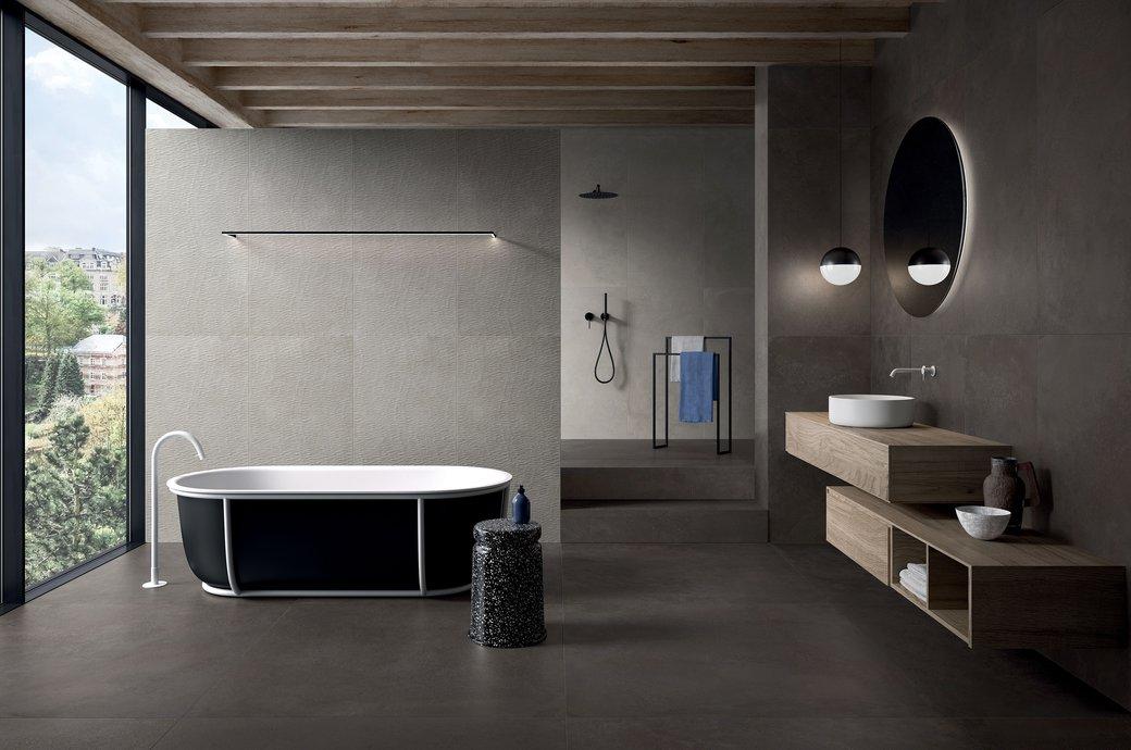 Black Tiles Floors And Walls Tiles Marca Corona
