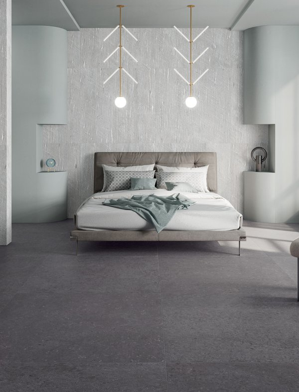 Kitchen, living room and bedroom tiles Tide Road | Marca Corona ceramic tiles