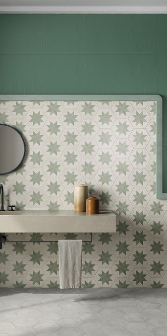 GREY TILES Terra.Art | Marca Corona ceramic tiles