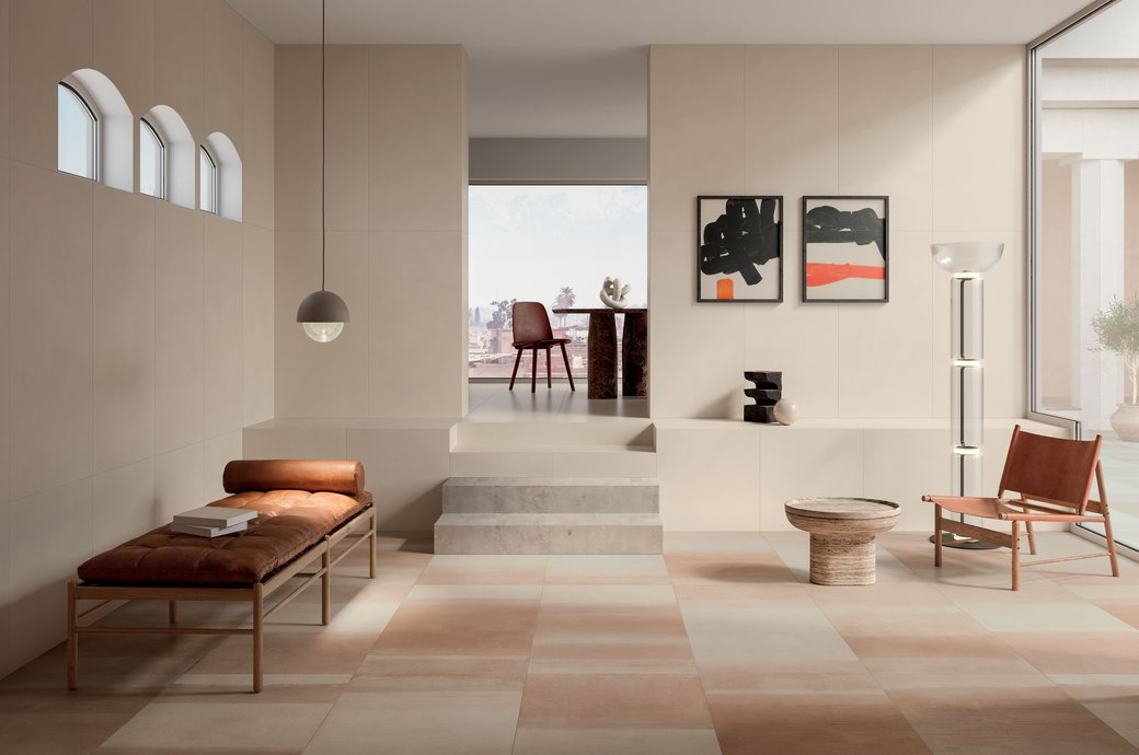 Brown Overclay | Marca Corona ceramic tiles