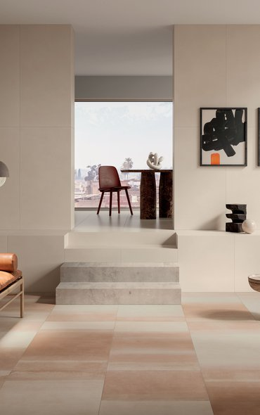BROWN TILES Overclay | Marca Corona ceramic tiles