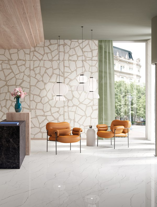 Foyer | Marca Corona ceramic tiles