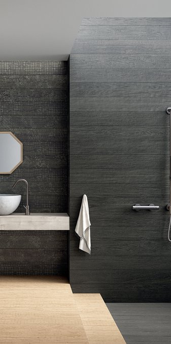 BATHROOM TILES Lagom | Marca Corona ceramic tiles