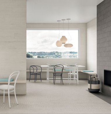 Kitchen, living room and bedroom tiles Lagom | Marca Corona ceramic tiles