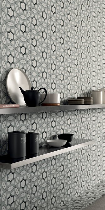 Kitchen, living room and bedroom tiles Paprica | Marca Corona ceramic tiles