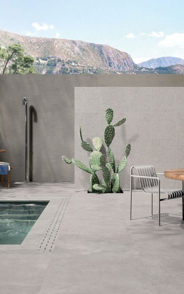 OUTDOOR Phase | Marca Corona ceramic tiles