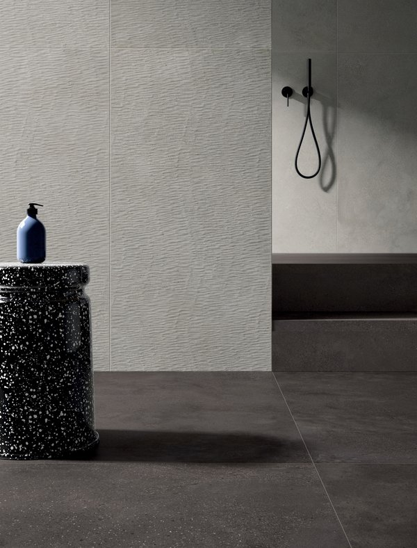 GREY TILES Phase | Marca Corona ceramic tiles