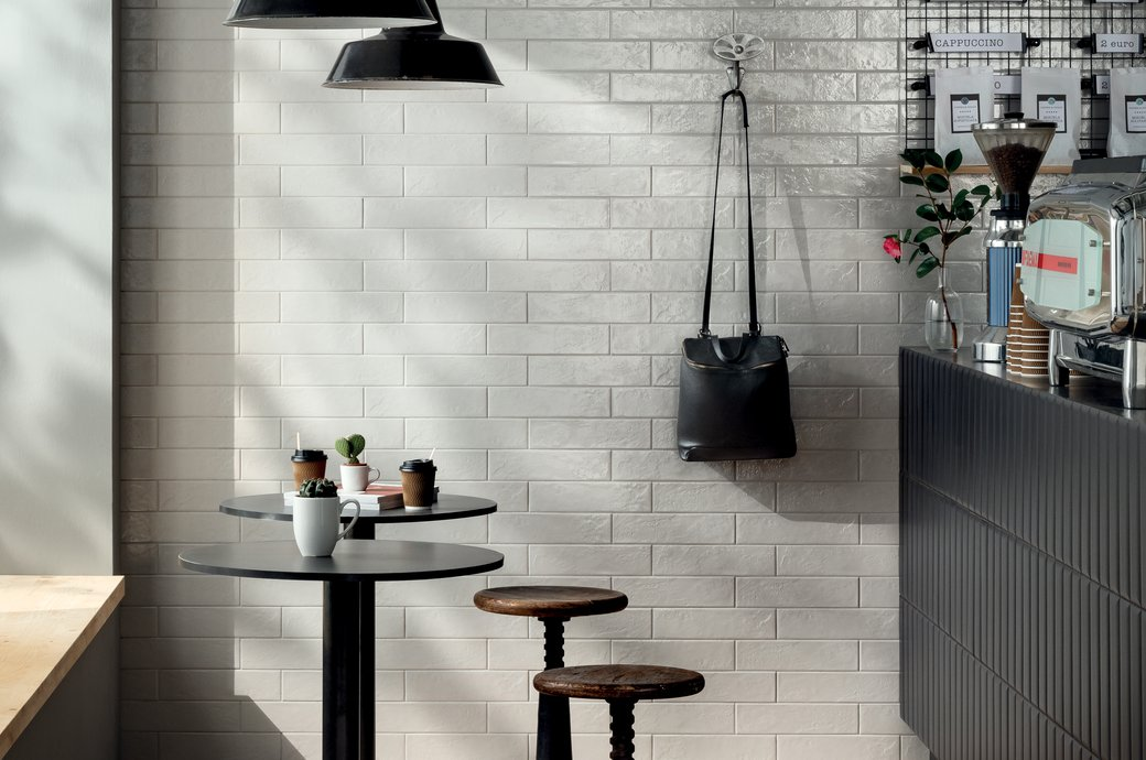 GREY TILES Regoli | Marca Corona ceramic tiles