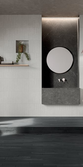 BROWN TILES Soul Bay | Marca Corona ceramic tiles