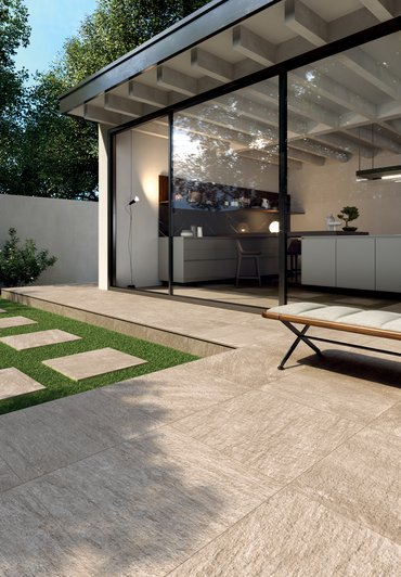 OUTDOOR Stoneline | Marca Corona ceramic tiles