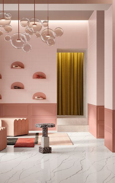 Piastrelle Cucina, Living e Camera da letto | Marca Corona