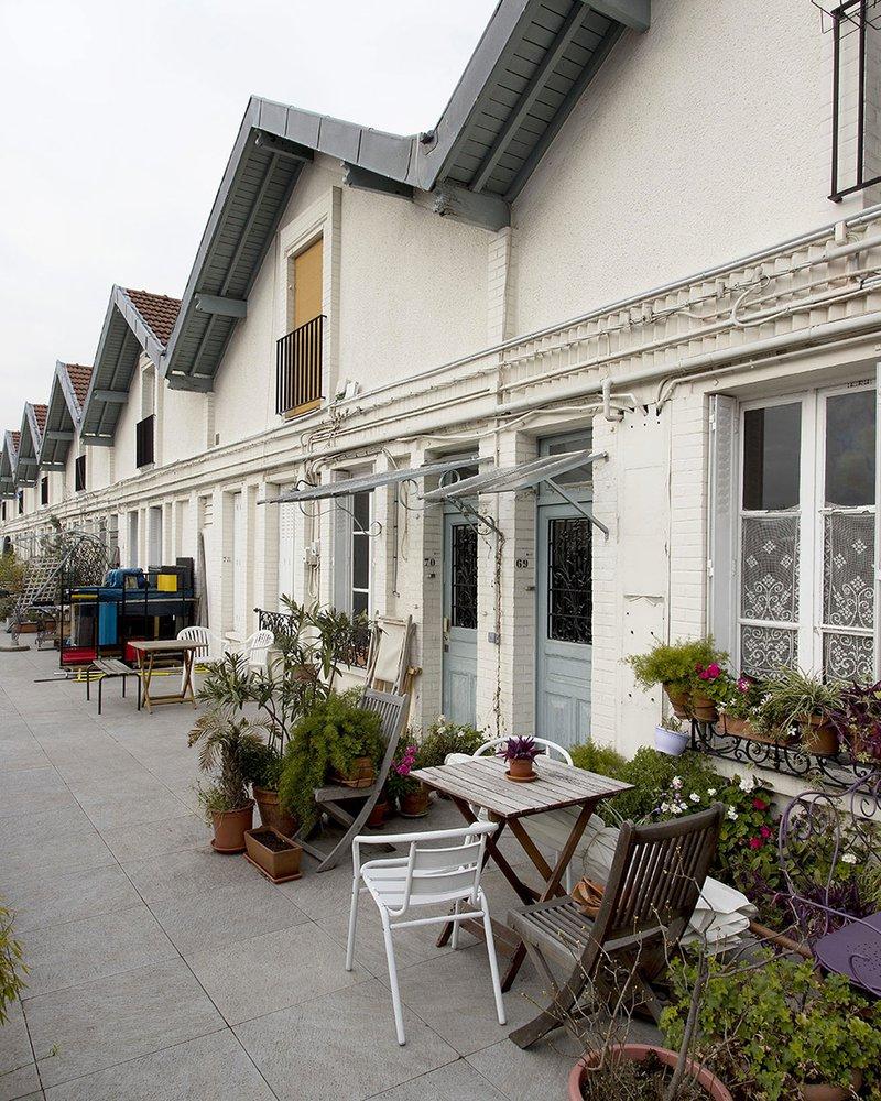 Residencia Rue Barrault Marca Corona