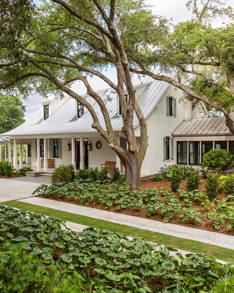 James Island Estate: architecture and design