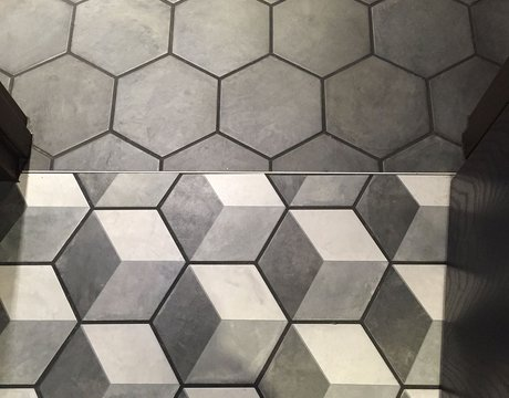 Love Pizza: Marca Corona porcelain stoneware tiles