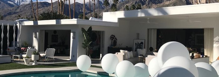 Ceramics Brand Corona: Christopher Kennedy Compound Show House